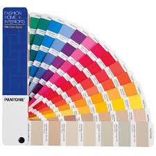 Pantonevifte med farver til tryk på plastikkort