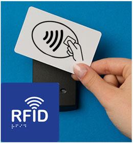 RFID kort adgangskontrol