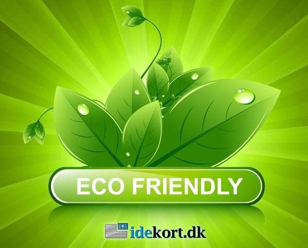 NYHED - Bæredygtige produkter