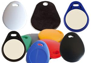 Nøglebrikker og RFID tags