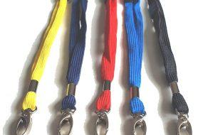 Lanyard - Keyhanger i forskellige farver