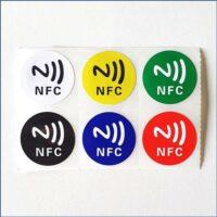 NFC, NTAG produkter